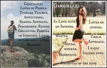 Constance Gabrielle